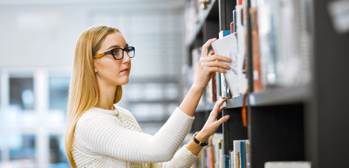 Stay Active as Library Student Assistants